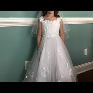 Joan Calabrese Communion/Flower Girl Dress